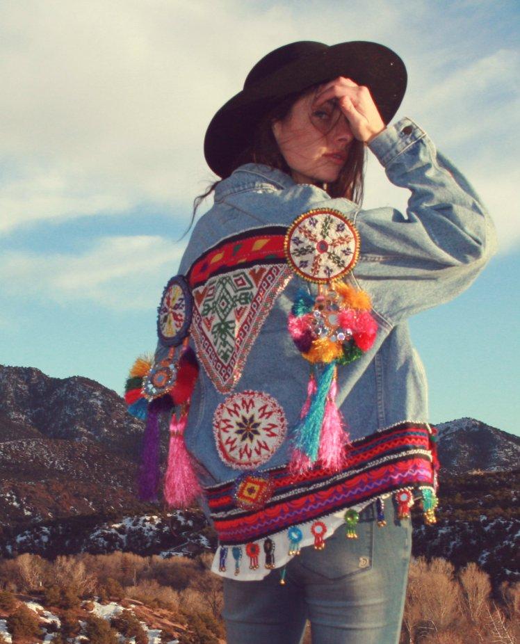 wild and free embellished jacket catori life 112