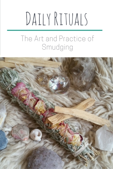 Daily Rituals. The art and practice of Smudging. Catori Life blog. Bohemian Lifetyle. Live inspired, stay wild. Sage, Palo Santo, how to smudge.jpg